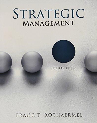 9780077324452: Strategic Management: Concepts