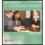 9780077326791: Bus508: Business Changing World (Custom) BUS 508