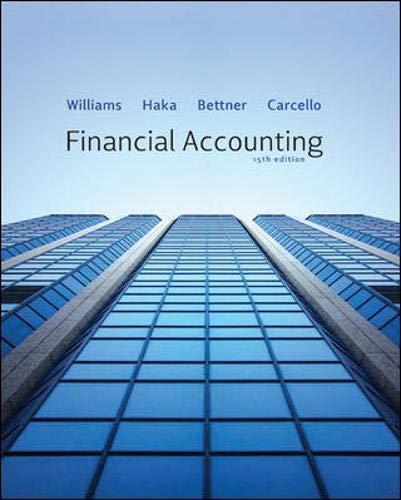 9780077328702: Financial Accounting