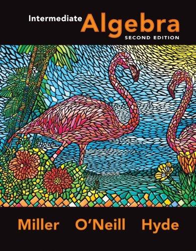 Intermediate Algebra w/ MathZone Access Card: Miller, Julie, O'Neill, Molly, Hyde, Nancy