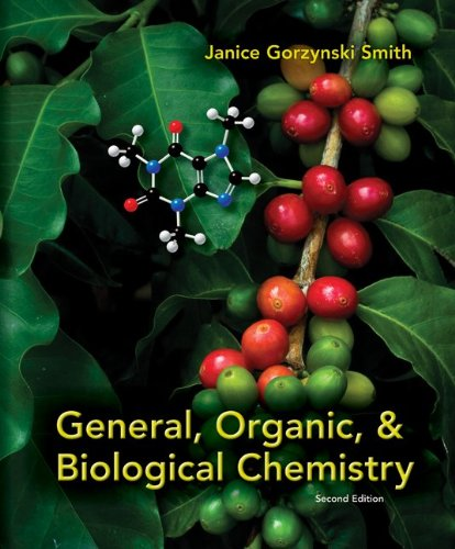 9780077332303: Student Study Guide/Solutions Manual to accompany General, Organic & Biological Chemistry