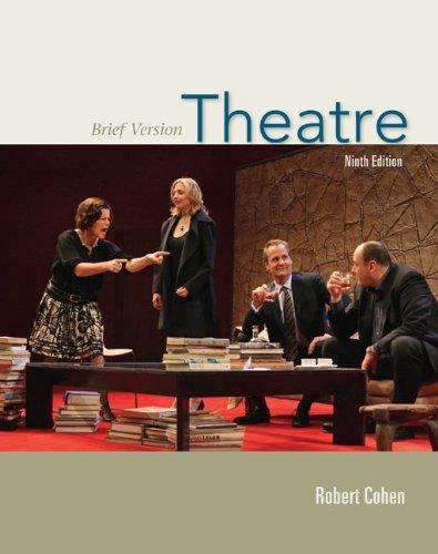9780077333515: Theatre: Brief Version