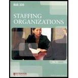 9780077334307: Bus335: Stafing Organizations