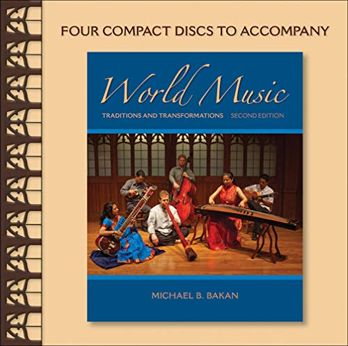 9780077337711: CD Set for World Music: Traditions and Transformations
