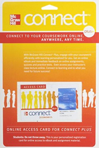 9780077337759: Connect 2-Semester Access Card for Economics