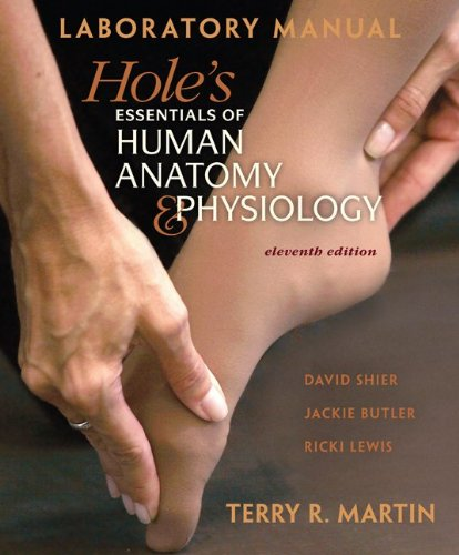 9780077338879: Laboratory Manual for Hole's Essentials of Human Anatomy & Physiology