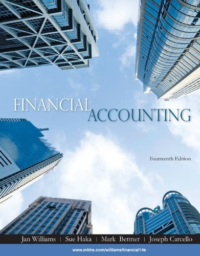 9780077342531: Loose-leaf version Financial Accounting