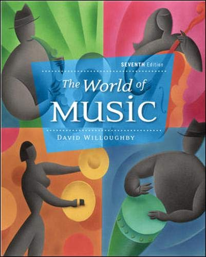 9780077342616: The World of Music [With 3 CDs]