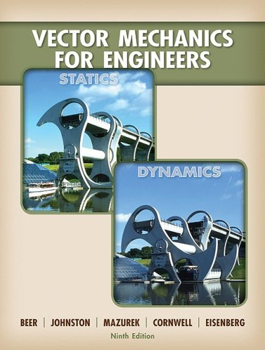 9780077343866: Loose Leaf Version for Vector Mechanics for Engineers: Statics and Dynamics