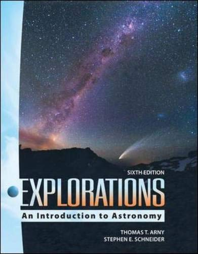 9780077345099: Explorations: Introduction to Astronomy