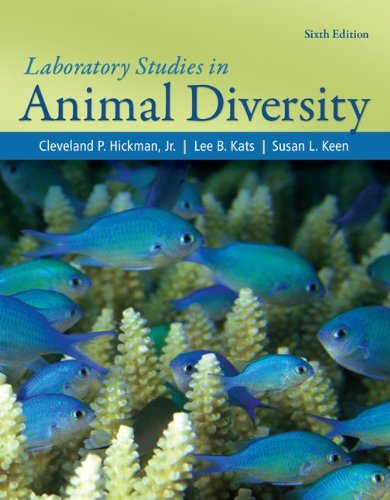 9780077345976: Laboratory Studies for Animal Diversity