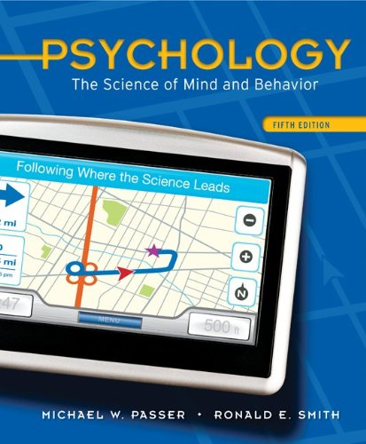 9780077348229: Connect Plus Psychology Access Card for Psychology: The Science of Mind and Behavior