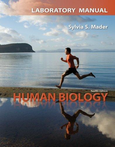 9780077348625: Lab Manual for Human Biology