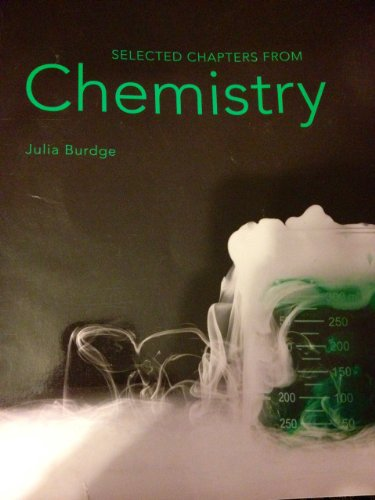 9780077349226: Selected Chapters From Chemistry