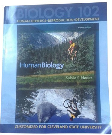 9780077349554: Human Biology, Eleventh Edition