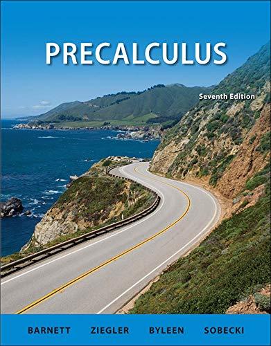 9780077349912: Precalculus