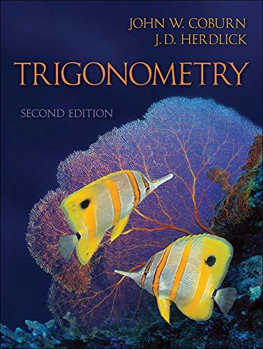 9780077349974: Trigonometry