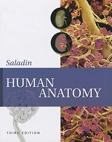 9780077349998: Human Anatomy