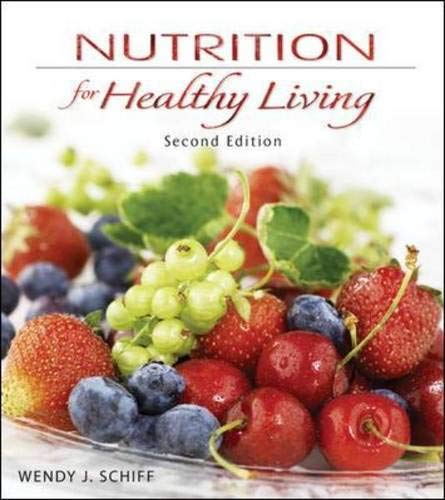 9780077350116: Nutrition for Healthy Living