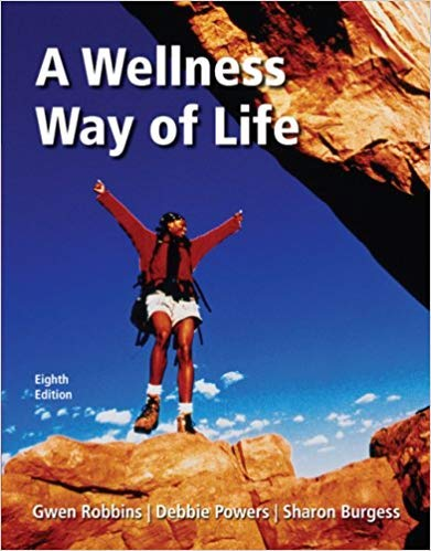 9780077350406: Selected Material from A Wellness Way of Life, 8th Edition, Ball State University