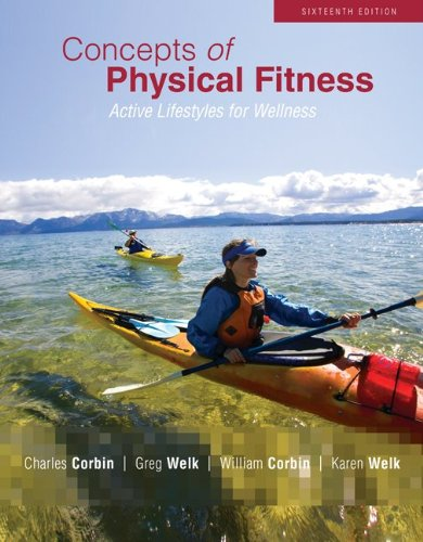 9780077350895: Connect Plus with LearnSmart Fitness and Wellness for Concepts of Physical Fitness
