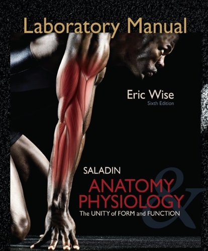 9780077351144: Laboratory Manual for Anatomy & Physiology: The Unity of Form and Function