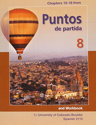 Knorre: Custom Select Chapters and Workbook for Puntos de Partida: McGraw-Hill