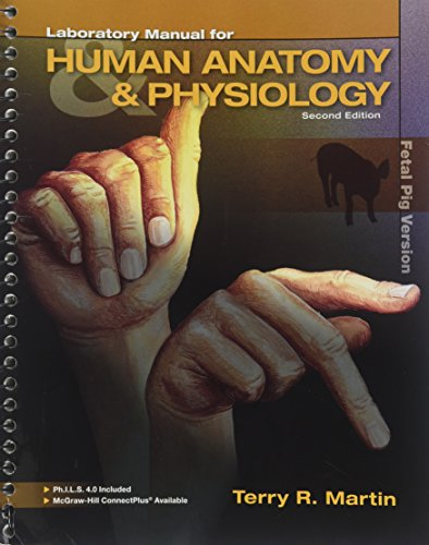 9780077353070: Laboratory Manual for Human Anatomy & Physiology: Fetal Pig Version, 2nd Edition