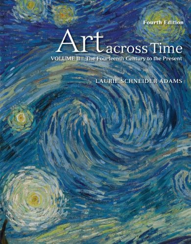 9780077353711: Art Across Time, Vol. 2: The Fourteenth Century to the Present, 4th Edition