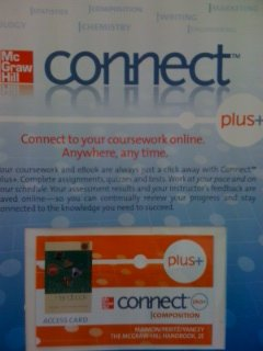 9780077353865: McGraw-Hill Handbook Connect Composition Plus Access Code