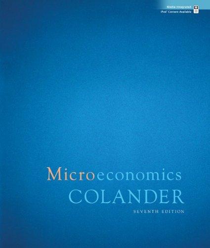 9780077354251: Microeconomics + Economy 2009 Update