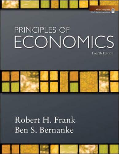 9780077354299: Principles of Economics + Economy 2009 Update