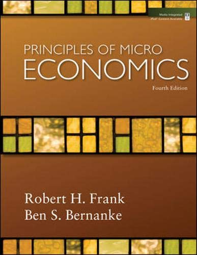9780077354305: Principles of Microeconomics + Economy 2009 Update