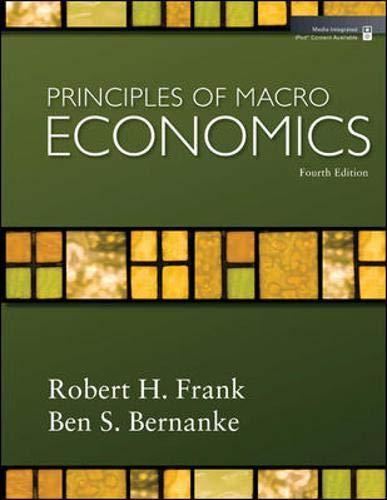 9780077354312: Principles of Macroeconomics + Economy 2009 Updates