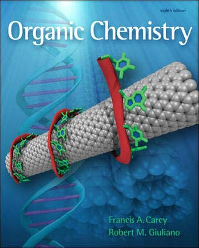 9780077354770: Organic Chemistry, 8th Edition