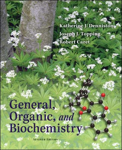 9780077354800: General, Organic & Biochemistry