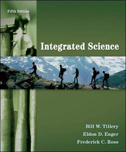 9780077354824: Integrated Science
