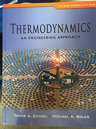 9780077359966: Thermodynamics: An Engineering Approach