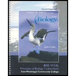 9780077360498: Biology Lab. Manual - Bio 1114l (Custom) - 10th Edition By Mader East Mississippi Community College 2010