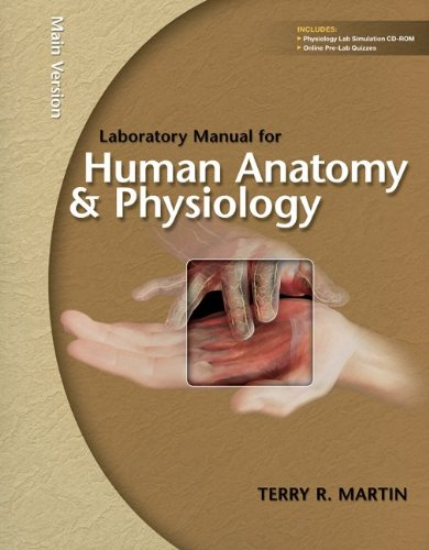 9780077361310: Laboratory Manual for Human A&P: Main Version w/PhILS 3.0 CD