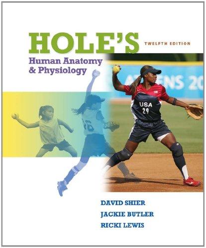 9780077361341: Hole's Human Anatomy & Physiology