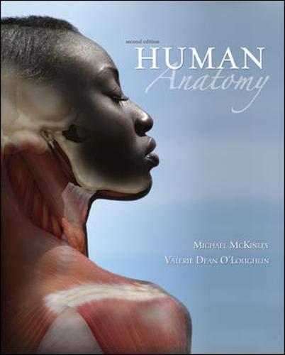 9780077361365: Human Anatomy