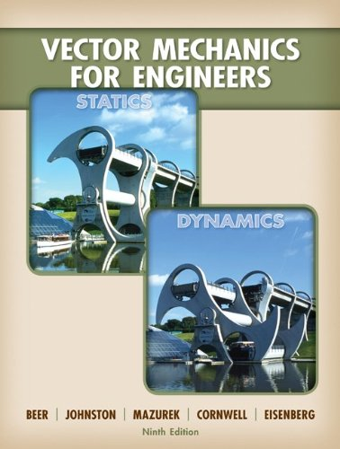9780077366506: Loose Leaf Version for Vector Mechanics for Engineers: Statics and Dynamics