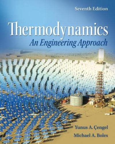 9780077366742: Thermodynamics: An Engineering Approach with Student Resources DVD