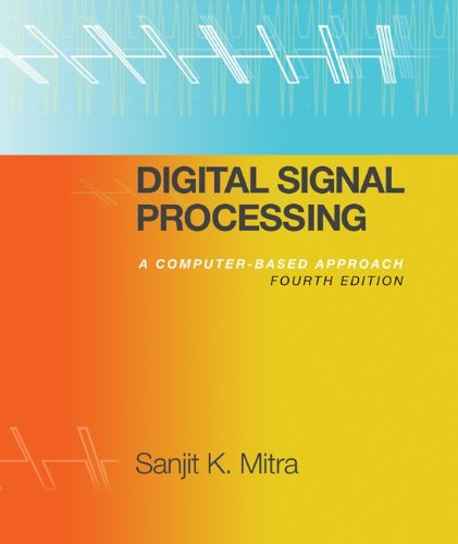 9780077366766: Digital Signal Processing with Student CD ROM