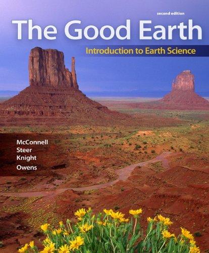 9780077367497: ConnectGeology Access Card for The Good Earth