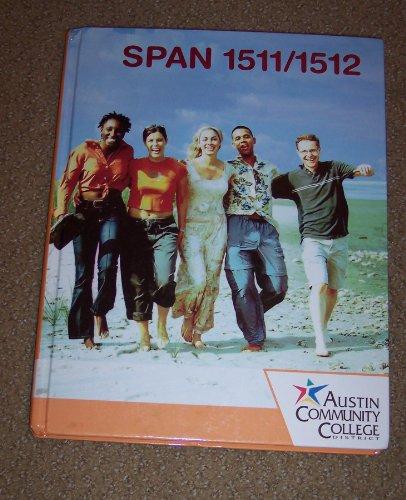 SPAN 1511/1512 Austin Community College: Ana Maria Perez-Girones