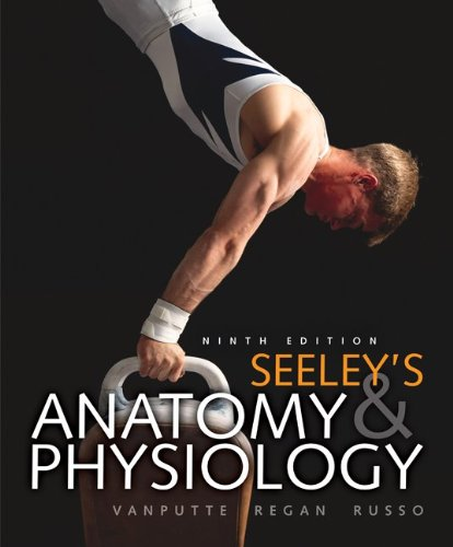 Connect Plus access code for Seeley's Anatomy and Physiology (0077371933) by VanPutte, Cinnamon; Regan, Jennifer; Russo, Andrew; Seeley, Rod; Stephens, Trent; Tate, Philip