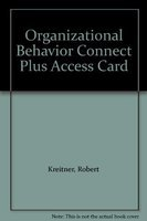 9780077372194: Connect Plus Access Card for Organizational Behavior