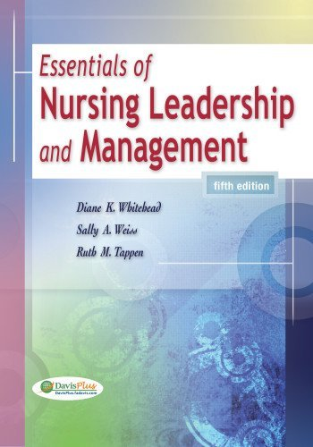 9780077376116: Essentials of Nursing Leadership and Management